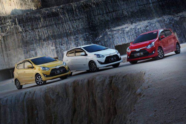 Otomania.com - Tampilan terbaru Toyota Agya