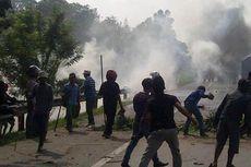 Pengguna Jalan Dirugikan Akibat Demo di Tol Cikampek