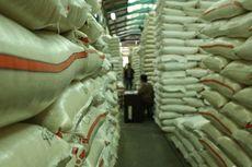 2.000 Ton Beras Impor Thailand hingga Vietnam Menumpuk di Gudang Bulog Pekalongan