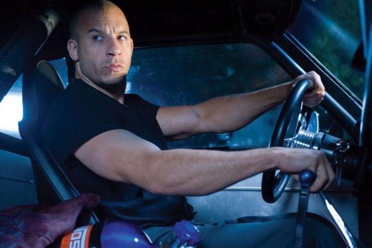 Vin Diesel sebut Fast and Furious 10 bakal dibuat menjadi dua bagian