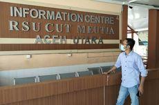 Pasien Covid-19 di RSUCM Aceh Utara Meningkat, Ruang RICU Penuh