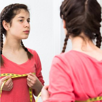 Perkembangan fisik masa pubertas