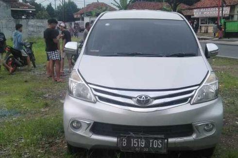 Mobil Misterius Berisi Seblak Ditemukan di Pinggir Jalan Ciamis