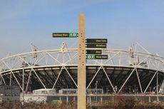 Ditemukan Bom Perang Dunia di Dekat Stadion West Ham United