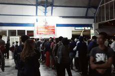 PT KCI Pastikan Gerbang Tiket di Semua Stasiun Sudah Normal Lagi