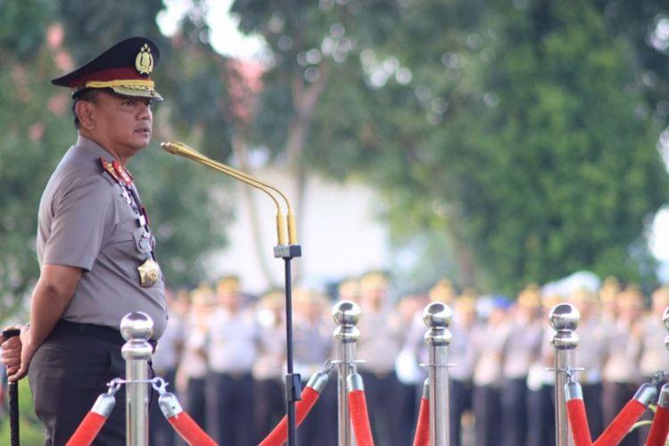 Kapolda Kepri Irjen Pol Andap Budhi Revianto.