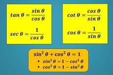 Konsep Dasar dan Rumus Identitas Trigonometri