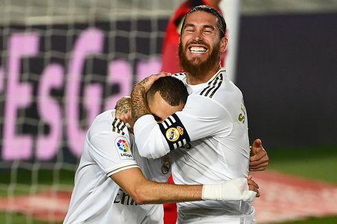 Leganes Vs Real Madrid, Zidane: Saatnya Menikmati Pertandingan