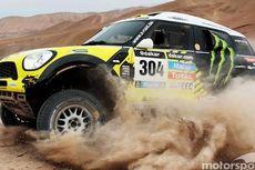 MINI, Predator Mungil Penguasa Reli Dakar 2014