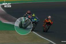 MotoGP Emilia Romagna, Amarah Quartararo Setelah Kehilangan Podium