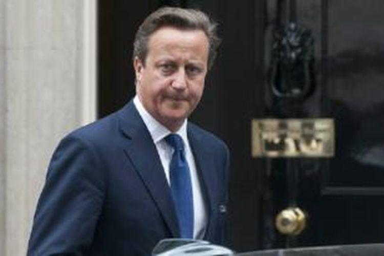 Cameron memahami kebijakan tidak membayar uang tebusan