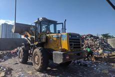 Pengerjaan Tahap Akhir LPS Kali Gendong Terkendala Meningkatnya Aktivitas Pembuangan Sampah Banjir