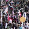 Demonstran Thailand Kembali Turun ke Jalan, Tuntut Perdana Menteri Mundur