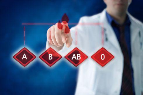 Studi: Golongan Darah Pengaruhi Risiko Keparahan Infeksi Covid-19