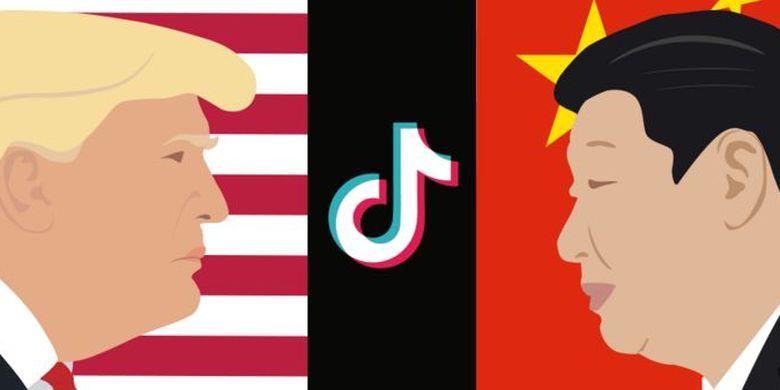 Diancam Bakal Diblokir Trump, Begini Serangan Balik TikTok
