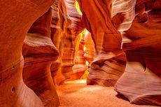 Cantiknya Antelope Canyon yang Lagi Hits, Ngarai yang Berubah-ubah Warna