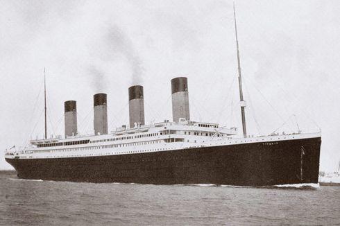 2019, Bisa Ikut Ekspedisi Kapal Titanic di Samudera Atlantik