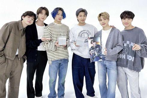 BTS Rebut Lagi Rekor Guinness World Records Berkat Lagu Dynamite