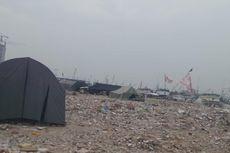 Di Kampung Akuarium Kini Berdiri Tenda Tempat Tinggal, MCK, dan Mushala