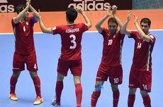Hasil 16 Besar Piala Dunia Futsal: Iran Menangi Drama 17 Gol, Portugal-Spanyol Menyusul