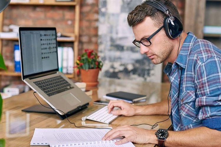 Cegah Kebisingan, begini cara buat ruang kerja di rumah kedap suara