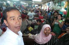 Pasar Minggu Memprihatinkan, Jokowi Tanya Maunya Pedagang
