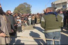ISIS Cambuk Musisi Suriah karena Memainkan