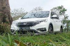 Kantong Udara Honda CR-V Baru Diklaim Aman