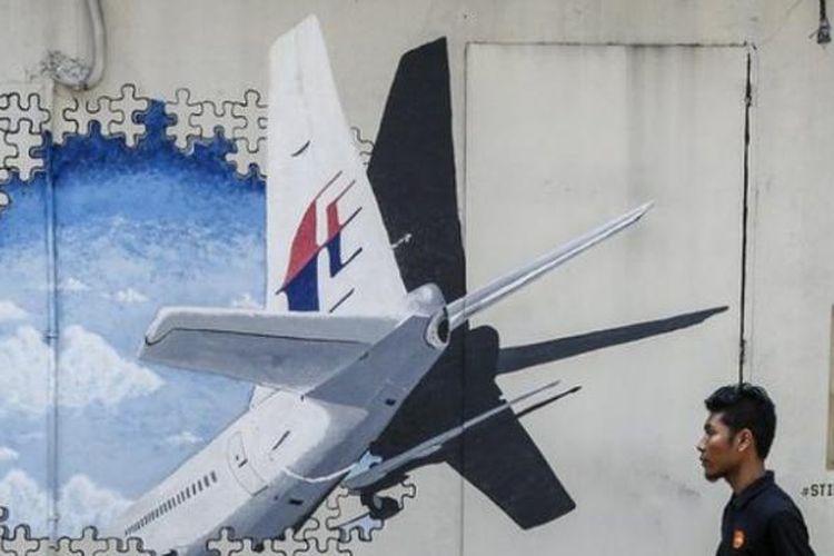 Mantan PM Australia Sebut Malaysia Yakin Pilot Malaysia Airlines MH370 Bunuh Diri