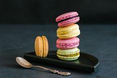 Resep Macaron, Kue Cantik Berwarna-warni