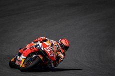 Menahan Sakit di GP Portugal, Marquez Akui Belum Sembuh Total