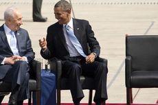 Presiden Obama Berkunjung ke Israel