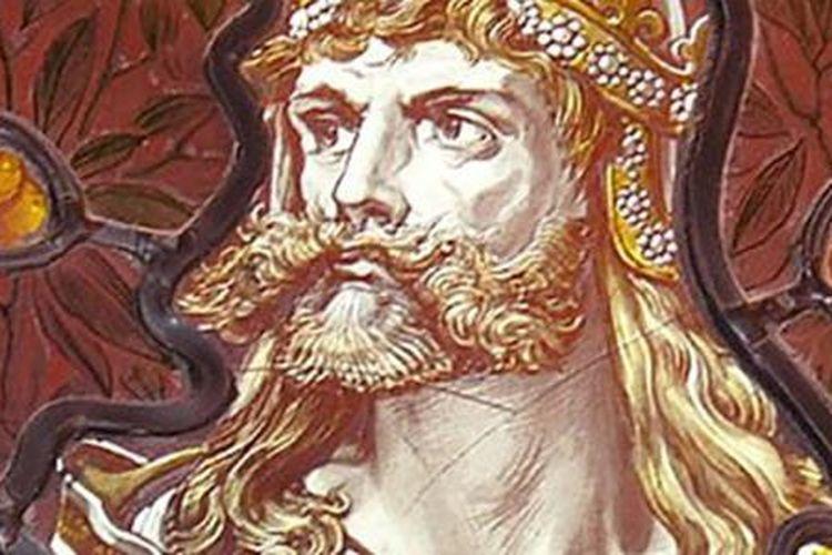 Ilustrasi Harald Hardrada. [Via Sky History]