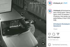 Kembali Marak Pencurian Kaca Spion, Begini Cara Parkir Mobil yang Aman