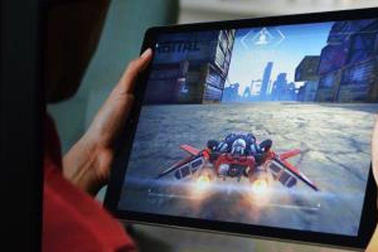 Peluncuran iPad Pro