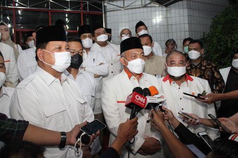 Gerinda dan PKS Kini Berbeda Sikap Politik, Prabowo: Boleh Saling Koreksi