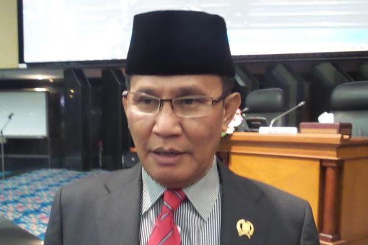 Ketua Fraksi PDI Perjuangan DPRD DKI Jakarta, Jhonny Simanjuntak