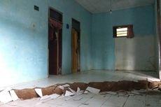 Kisah Korban Tanah Bergerak di Ciamis, Tak Bisa Tidur dan Takut Saat Dengar Atap Rumah Berderit