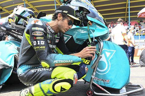 Winglet Pengaruhi Gaya Balap, Ini Keluhan Valentino Rossi