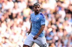 Sergio Aguero Tak Akan Hengkang Sebelum Kontrak di Man City Habis