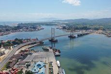 Resmikan Jembatan Teluk Kendari, Jokowi: Besarnya Anggaran Sebanding dengan Manfaat