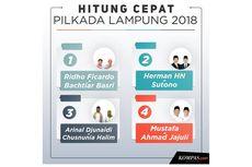 PDI-P Tuding Ada Politik Uang yang Luar Biasa di Pilkada Lampung