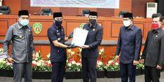 Paparkan 9 Raperda Kabupaten PPU, Bupati AGM: Realisasi Pendapatan 2019 Rp 1,6 Triliun Lebih
