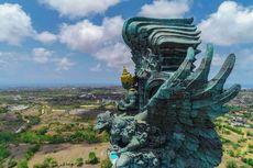 Sepenggal Cerita di Balik Patung Garuda Wisnu Kencana
