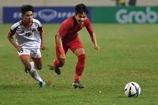Timnas U23 Indonesia Vs Australia, Witan Bawa Garuda Perkecil Kedudukan