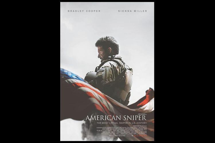 Poster film American Sniper.