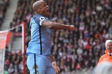 Guardiola: Kompany adalah Bek Tengah Sesungguhnya