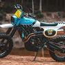 Yamaha XSR700 Scrambler, Asyik Dibuat Dua Alam