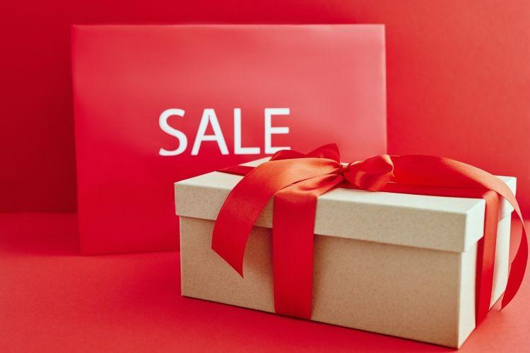 Ilustrasi harga murah yang bisa kamu dapatkan saat belanja online.