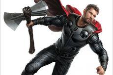 Sutradara Avengers 3 Akui Senjata Thor Bisa Melawan Infinity Gauntlet